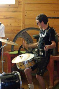 Benedikt Stehrer (Schlagzeug)