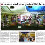 X'elch'ten am Oktoberfest in Doha